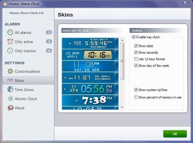 Atomic Alarm Clock 6.26 (2013) PC | RePack by Xabib