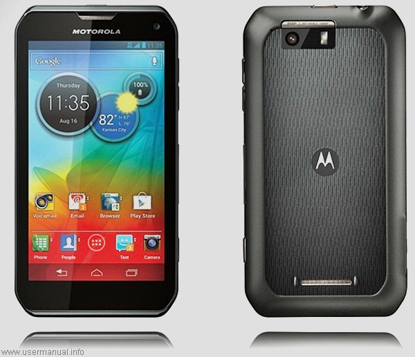 motorola photon q 4g lte xt897 user manual guide for sprint rh usermanual info Sprint Motorola Photon Sprint Motorola E4