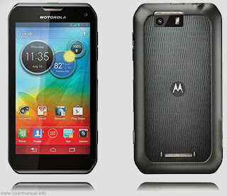 Motorola Photon Q 4G LTE XT897 user manual guide for Sprint