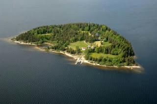 Utøya island