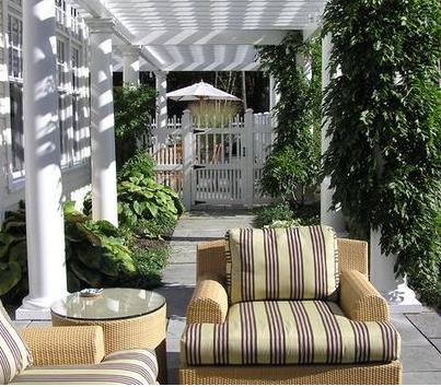 Fotos de terrazas terrazas y jardines im genes de for Casa y jardin bazaar 2013