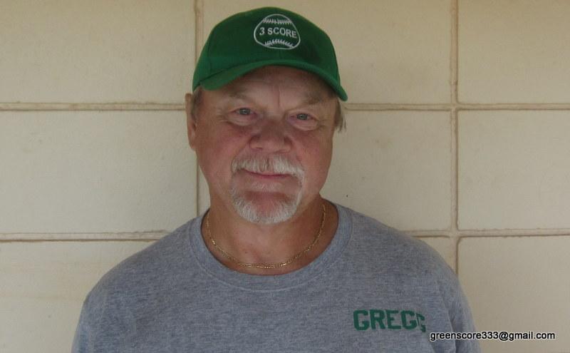 Greg Buck