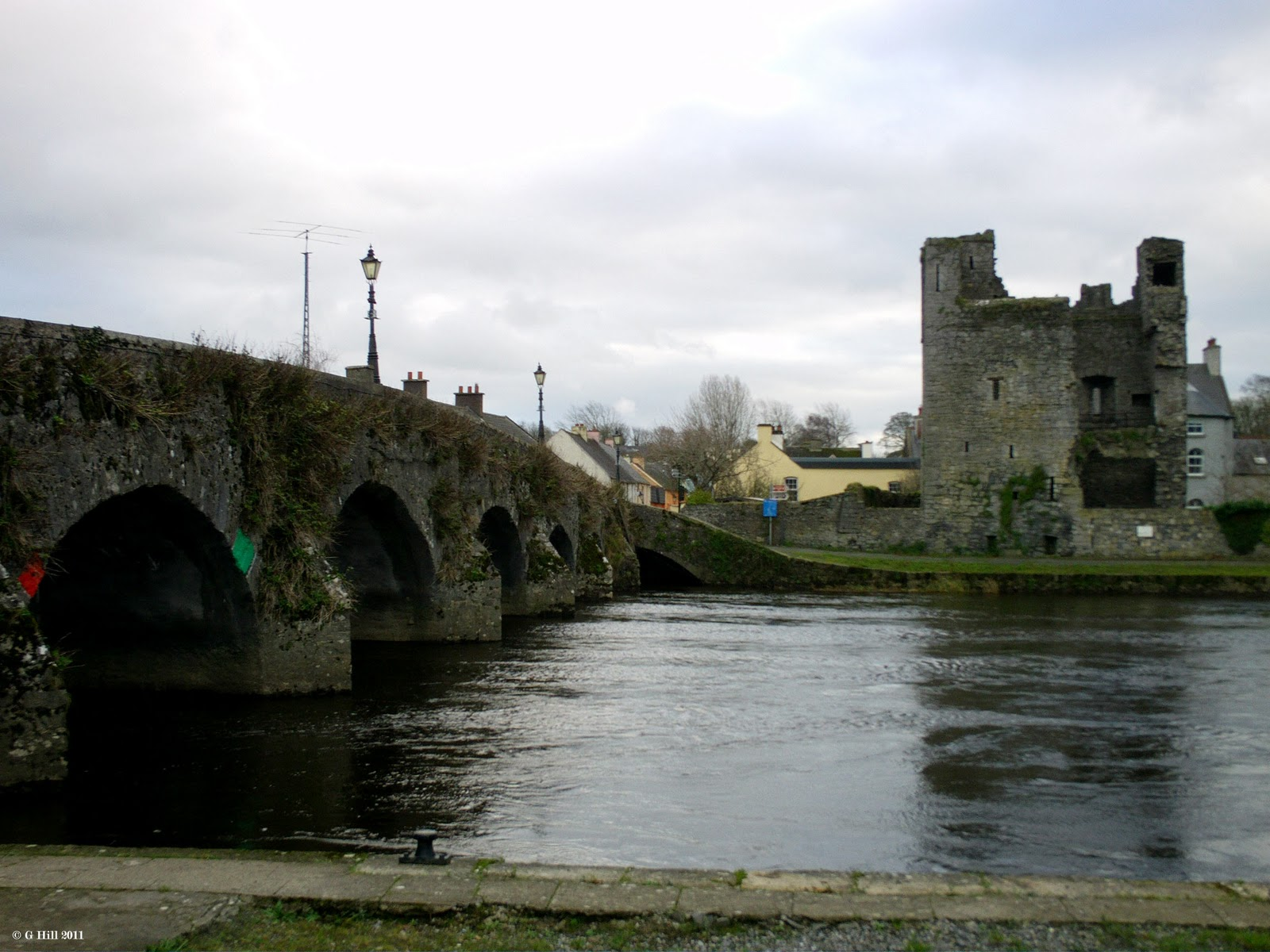 Carlow Ireland  City pictures : Ireland In Ruins: The Black Castle Co Carlow