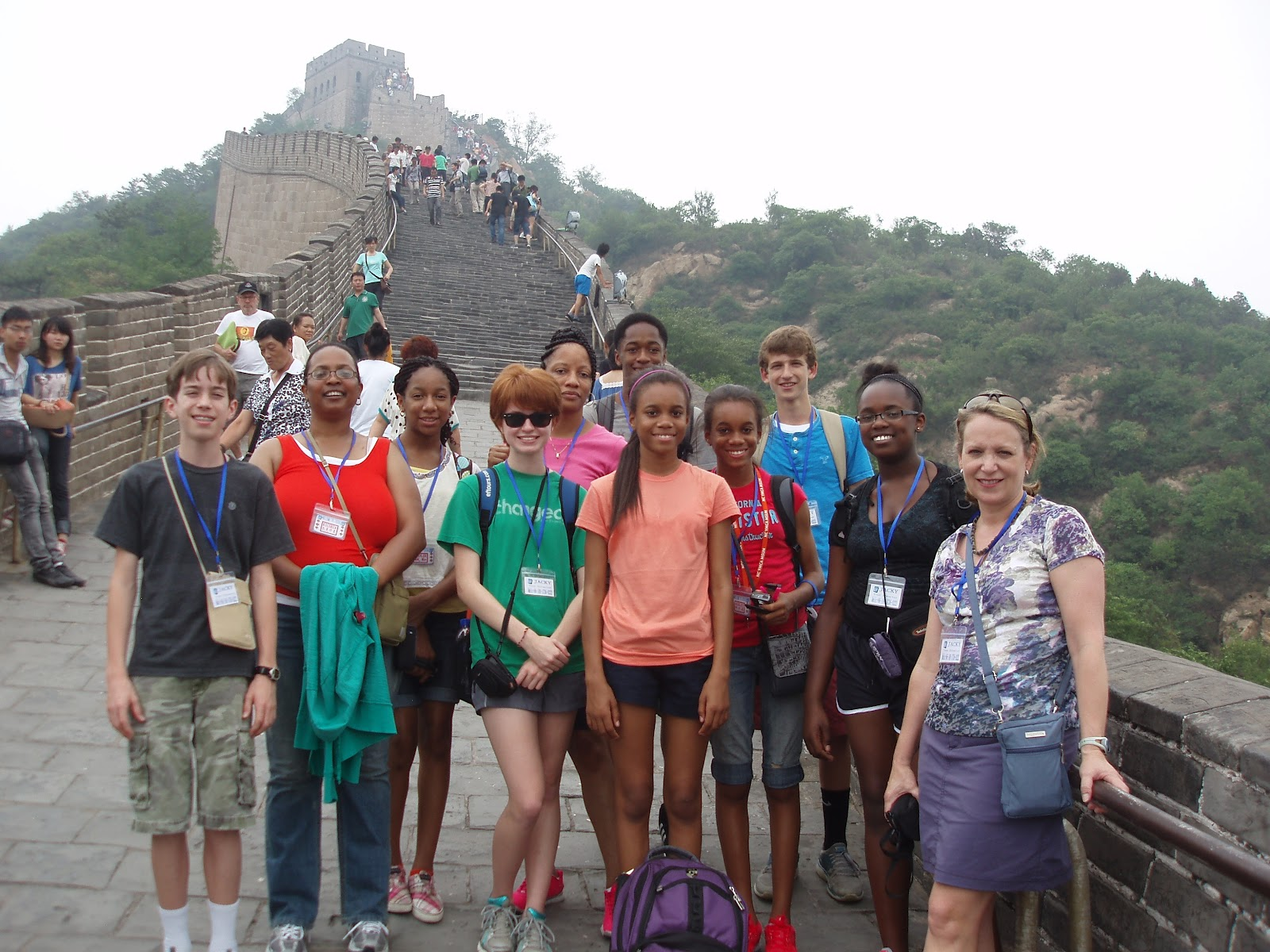 Your Permanent Record: Paisley Students Head to China