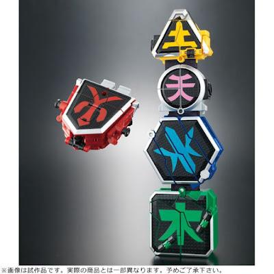 Super Sentai Artisan Shinken-Oh  Shinken10