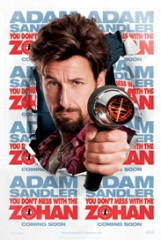 No te Metas con Zohan | 3gp/Mp4/DVDRip Latino HD Mega
