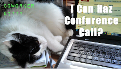 lol cat meme, I can haz confurence call?