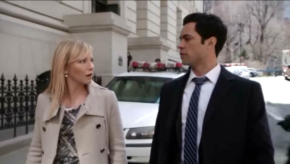 Did amaro and rollins hook up