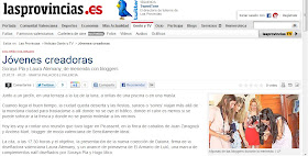 "DIARIO ""Las provincias"" Vlc II"
