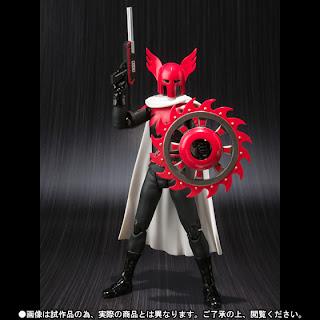 Bandai SH Figuarts Kamen Rider Apollo Geist Figure