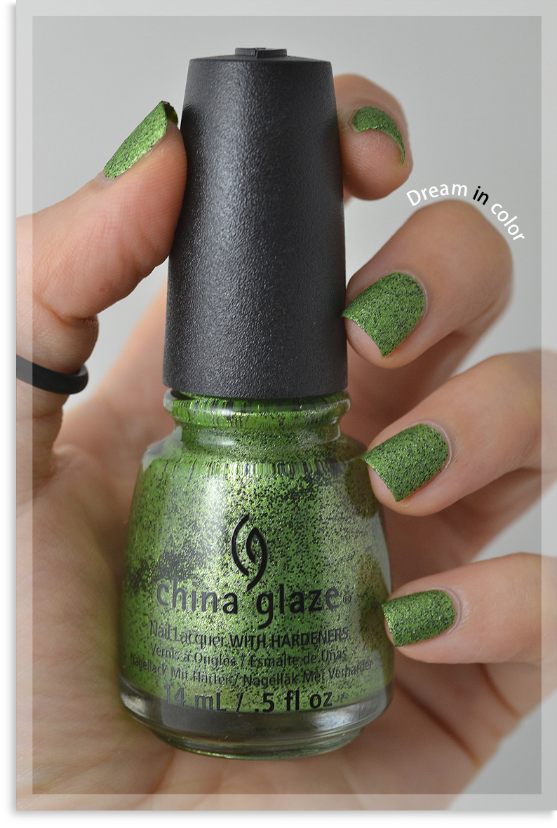 China Glaze But a corpse