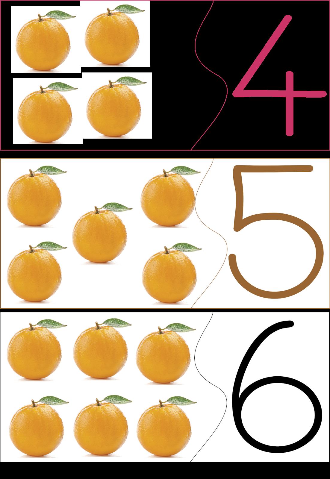 Jogo de Encaixe Número e Quantidade