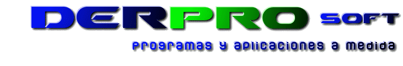 Programacion DerProSoft - Programas a medida