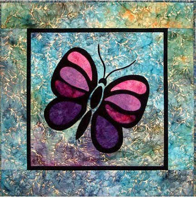 Quilt Inspiration: Butterfly Quilts by Diane McGregor