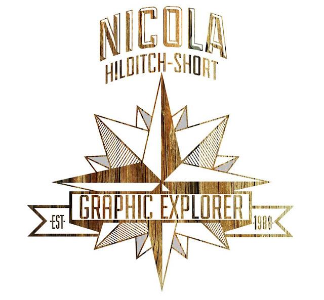 logo, graphic explorer, graphic designer, artist, nautical, texture, wood, cobbles, street, culvert, tunnel, design, type, industrial, modern, traditional, sailor, old school,