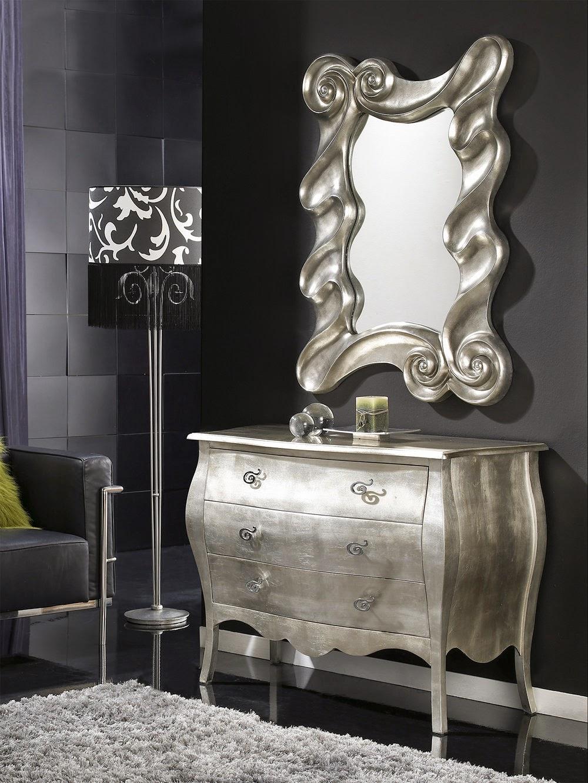 Espejos Modernos Plata Venta Jpg ~ Espejos Decorativos Segunda Mano