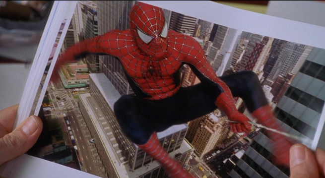 my favourite movie spider man I agree with all of those points, and here's another major reason for my why spider-man's the best: he never gives up use the he has powers excuse all you want, but when you're dealing with something like ultron, the juggernaut, or the green goblin, it's so easy to give in, and even has at points.