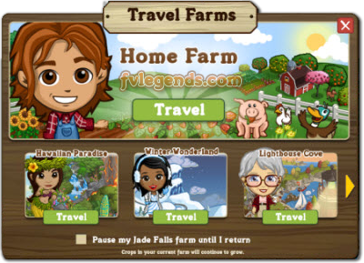 FarmVille 7th Destination Farm Northern Farm