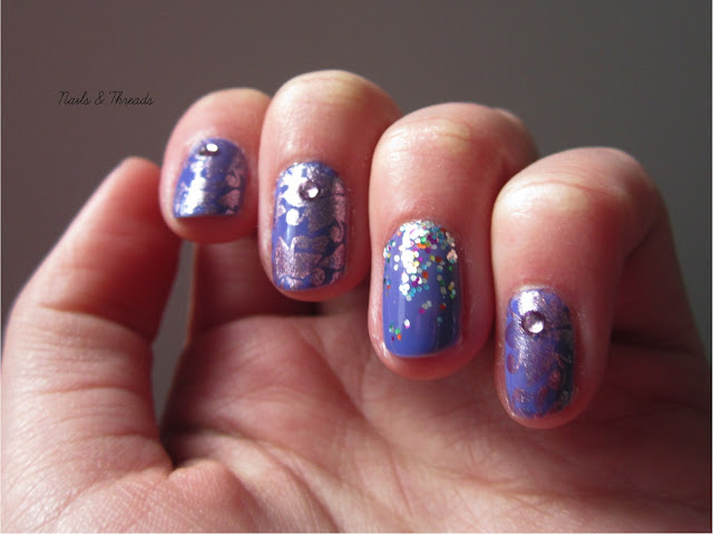Purple nail designs for prom 2015 best nails design ideas the amusing purple nail designs for prom pics prinsesfo Gallery