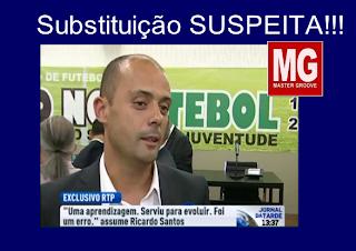 Fiscal de Linha deu o campeonato ao FCPorto