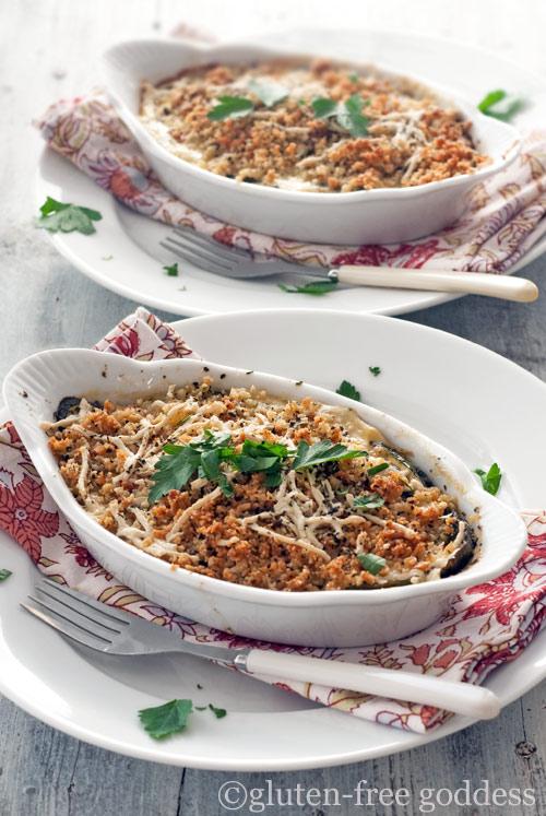 Gluten-Free Goddess Recipes: Karina's Zucchini Gratin