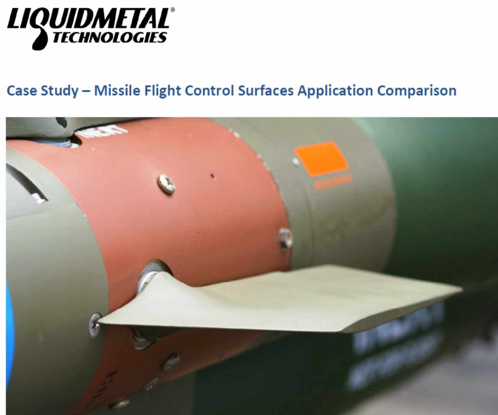 Liquidmetal Technologies Lqmt Here S The Photos Of The