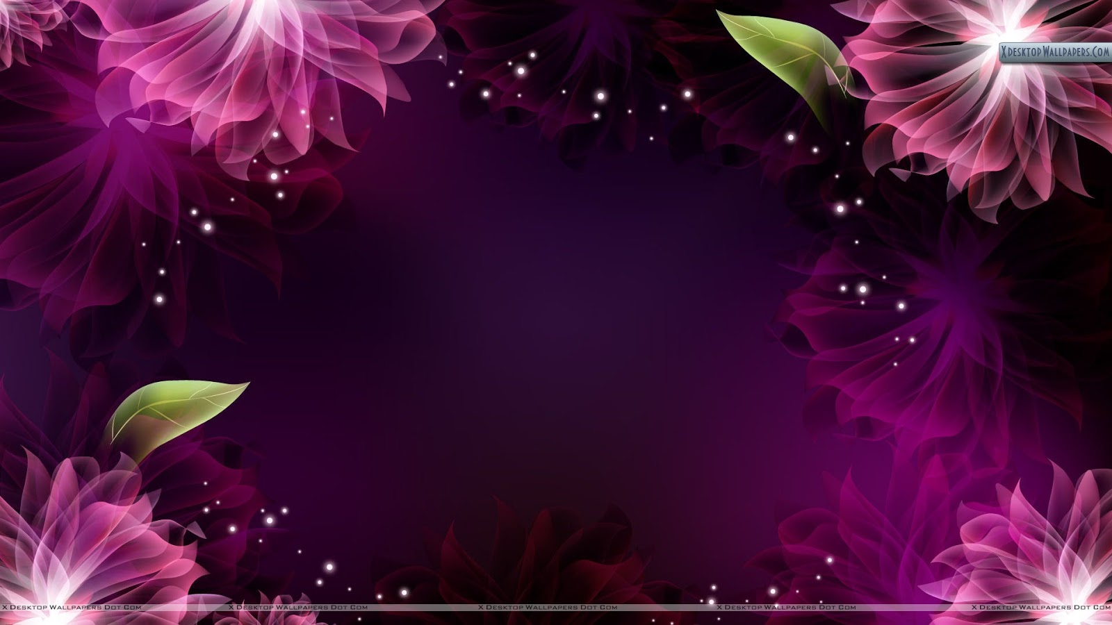 Beautiful Flowers Background Free