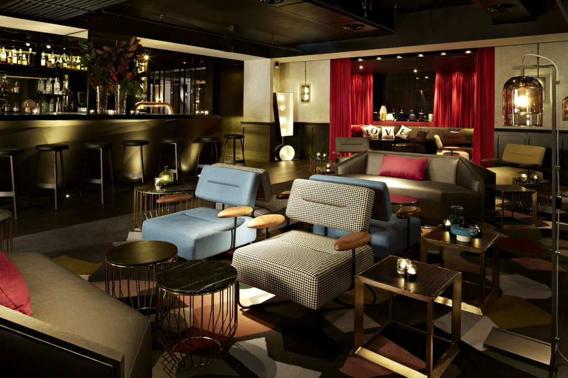 loveisspeed.: this cozy, eclectic hotel was created