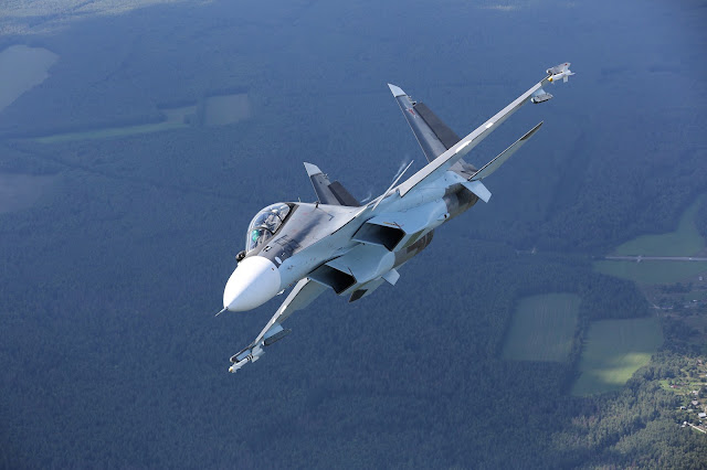 Su-30M2 Flanker