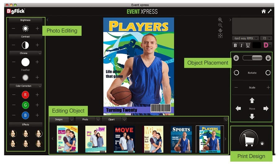 green screen chroma key software download