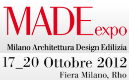 Fiera Made Expo 2012 Milano