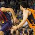 Semifinal, partido 3: FC Barcelona 70-74 Valencia Basket