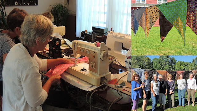 Sewing Bee for Women with Cancer