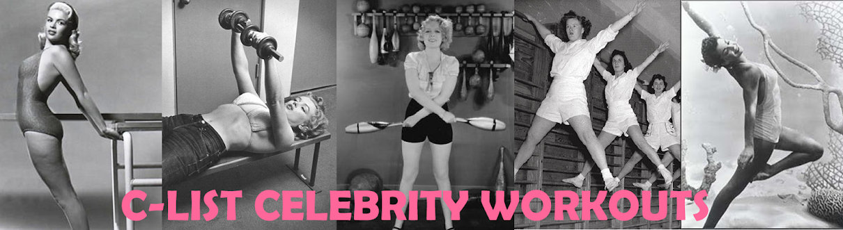 C-List Celebrity Workouts