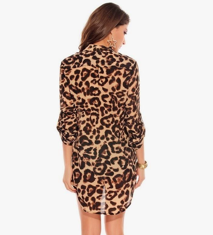 Cheetah Print Shirts for Girls | Animal Print for Girls