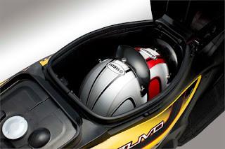 Yamaha Nouvo SX