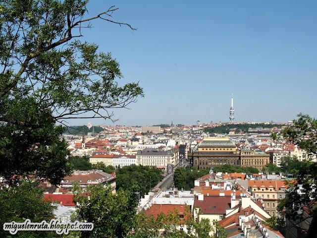 Praga-Petrín