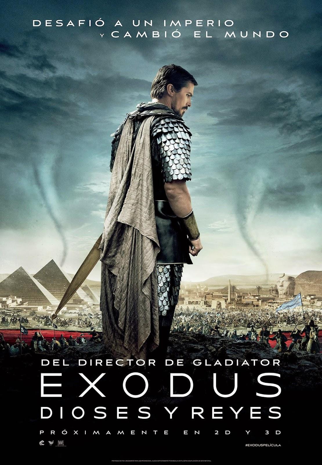 Exodus: Dioses y reyes (Crítica) | Cine de 10