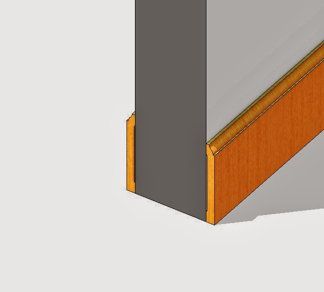 Revit Tutorial - Wrapping the Base   TheRevitKid.com