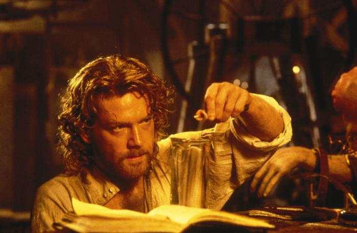 Director Star Kenneth Branagh As Dr Victor Frankenstein