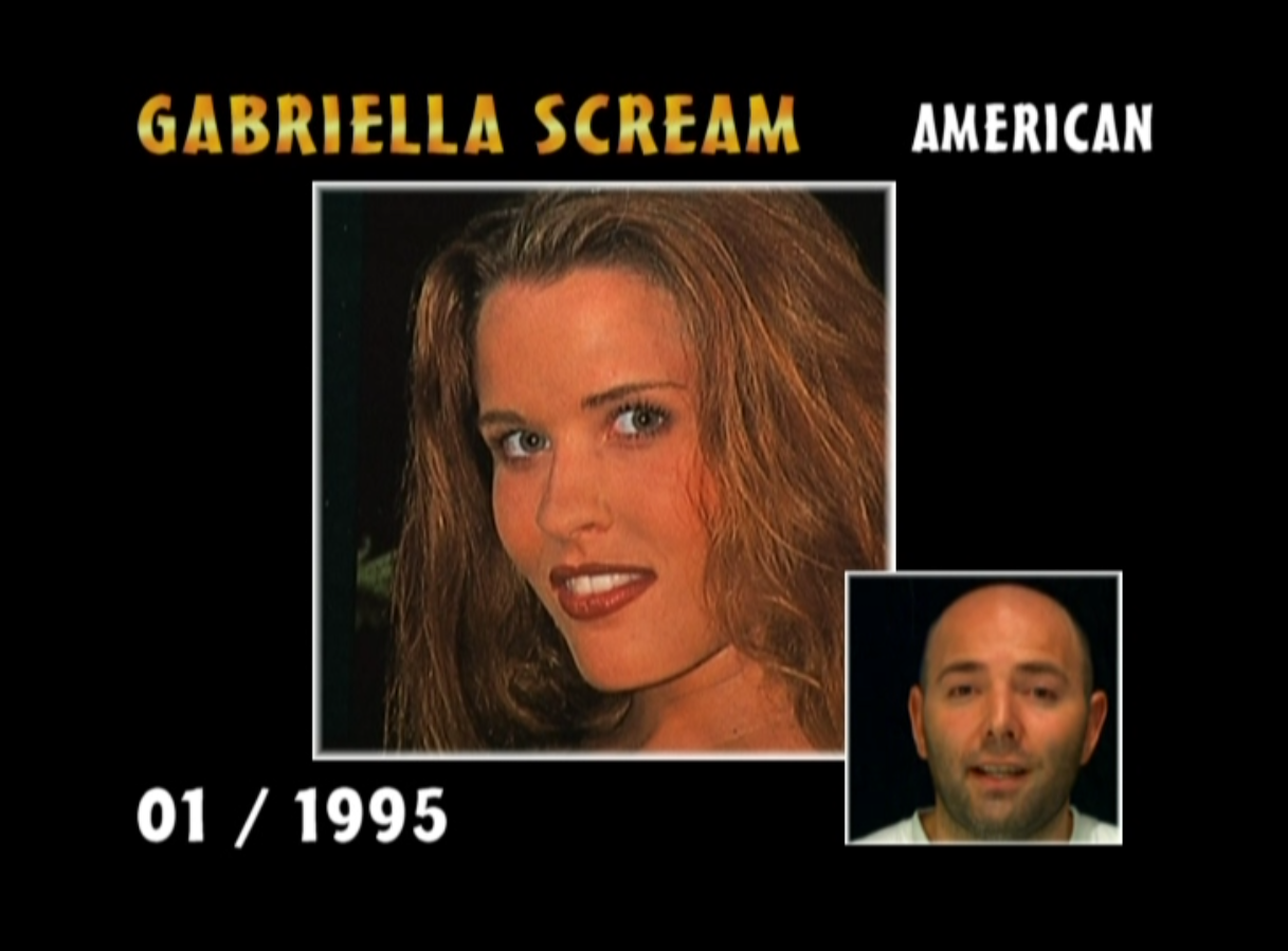 Gabriella Scream Woodman Casting X