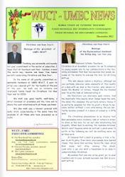 NEWS WUCT-UMEC december 2012