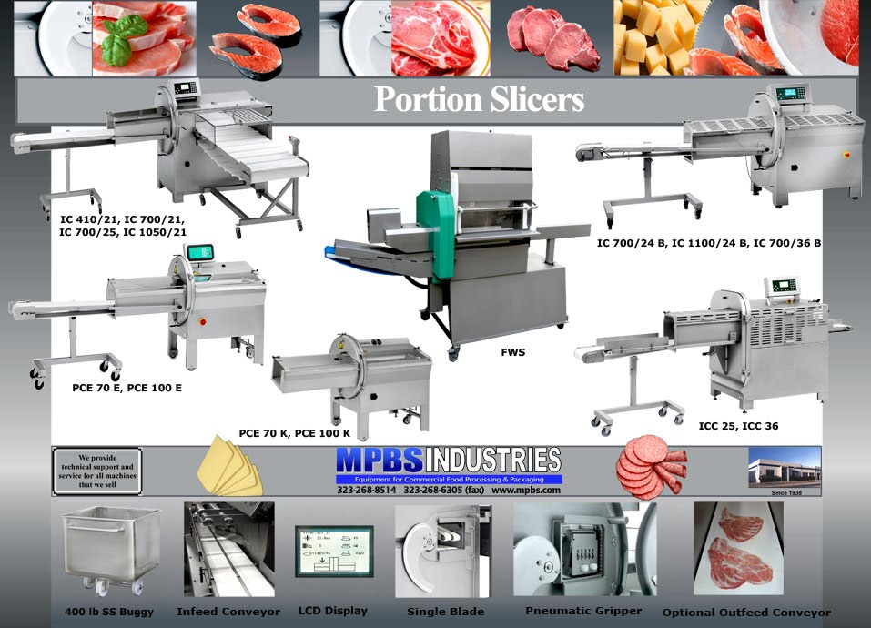 Portion Cutters