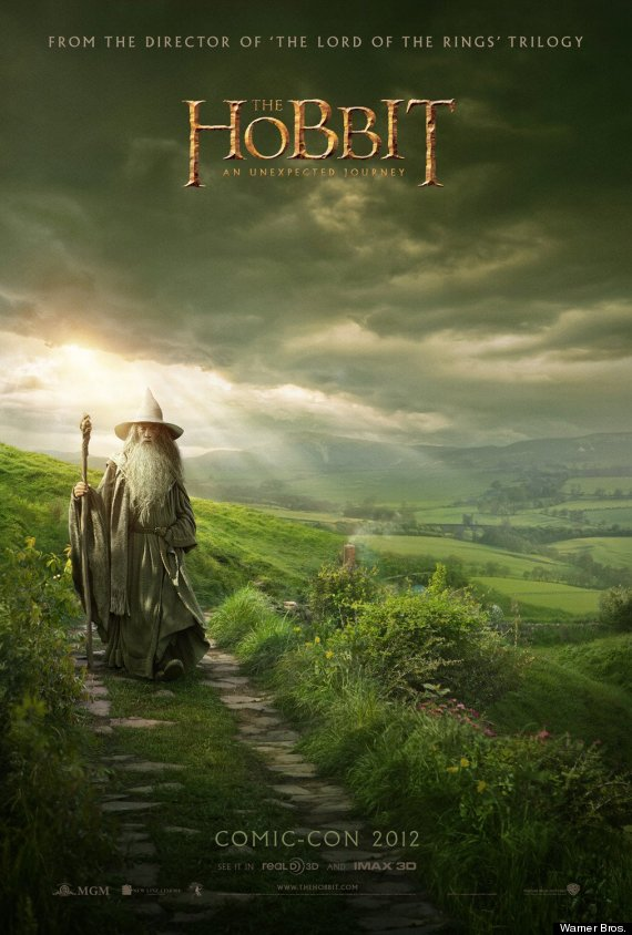 Trailer Breakdown: THE HOBBIT: AN UNEXPECTED JOURNEY