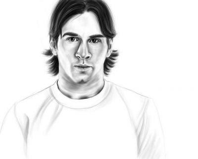 Worksheet. Dibujos de Leonel Messi  Dibujo