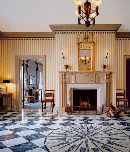 New Home Designs Latest October 2011: New Home Interior Design: Amazing Gracie Mansion