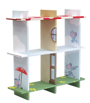 child's bookcase