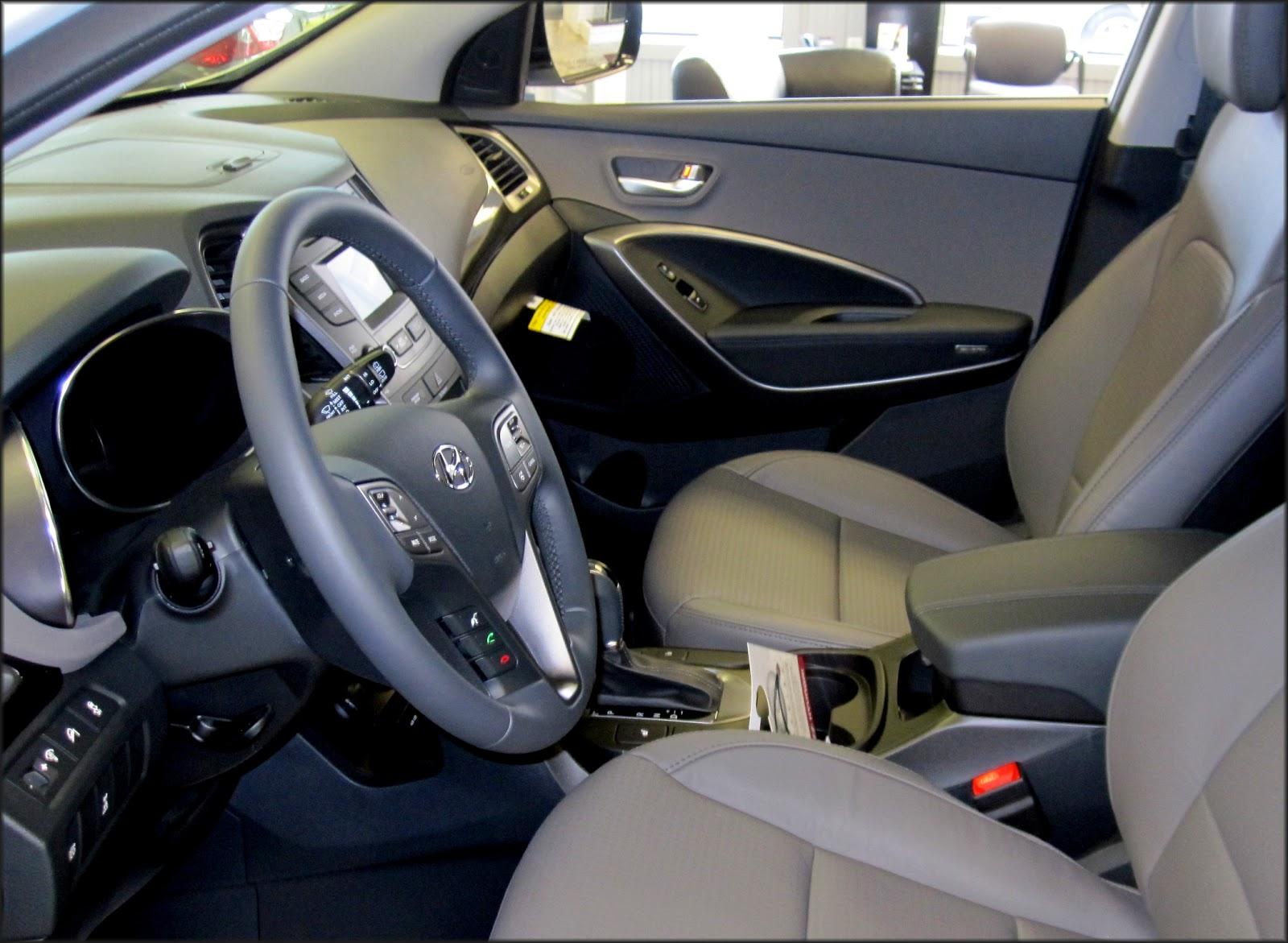 Amazing 2013 Hyundai Santa Fe Sport Car Seat Check