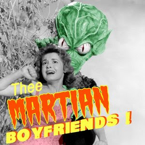disco THEE MARTIAN BOYFRIENDS - 2