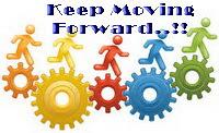 keep moving,moving forward